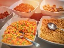 Het ontbijt van het dieet Royalty-vrije Stock Foto