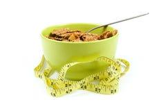Het Ontbijt van het graangewas Royalty-vrije Stock Afbeelding