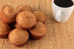 Het Ontbijt van het Kruid van de pompoen Royalty-vrije Stock Foto