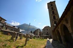 Het ontdekken van Gr valle del Boi Stock Foto's
