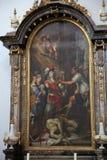 Het Onthoofden van Heilige John Doopsgezind Royalty-vrije Stock Foto