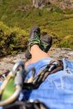 Het ontspannen Stock Fotografie