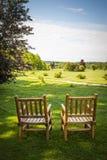 Het ontspannen van de zomer royalty-vrije stock fotografie