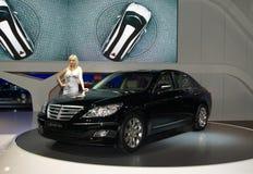 Het Ontstaan van Hyundai Royalty-vrije Stock Afbeeldingen