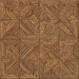 Het ontwerp naadloze textuur van de parketbevloering Royalty-vrije Stock Afbeeldingen