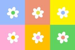 Het Ontwerp van de bloem Royalty-vrije Stock Afbeeldingen