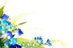 Het ontwerp van de bloem met lege ruimte Royalty-vrije Stock Afbeeldingen