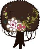 Het ontwerp van de boom Stock Afbeeldingen