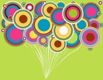 Het ontwerp van de cirkel Royalty-vrije Stock Afbeeldingen
