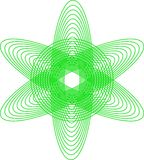 Het ontwerp van de cirkel Stock Afbeeldingen