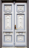 Het ontwerp van de deur Royalty-vrije Stock Afbeelding