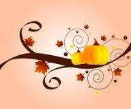 Het ontwerp van de herfst - Vector vector illustratie