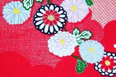 Het ontwerp van de kimono Stock Foto's
