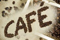 Het Ontwerp van de Koffie van de koffie Stock Afbeeldingen