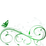Het ontwerp van de lente Stock Foto's