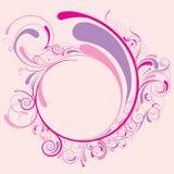 Het ontwerp van de liefdecirkel Royalty-vrije Stock Fotografie