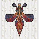 Het ontwerp van DE lis van Fleur Royalty-vrije Stock Foto's