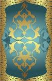 Het ontwerp van de ottomane vector illustratie