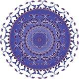 Het ontwerp van de ottomane Stock Afbeelding