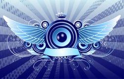 Het ontwerp van de partij Royalty-vrije Stock Afbeeldingen