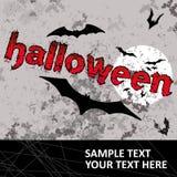 Het Ontwerp van de Partij van Halloween Stock Afbeelding