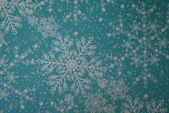 Het ontwerp van de sneeuwvlok. Royalty-vrije Stock Afbeeldingen