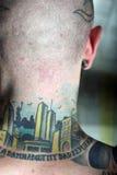 Het ontwerp van de tatoegering royalty-vrije stock afbeelding