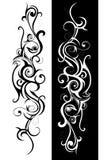 Het ontwerp van de tatoegering Royalty-vrije Stock Afbeeldingen