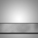 Het ontwerp van de technologie met textuur en technologieelementen Stock Foto's