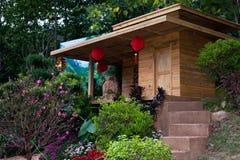 Het ontwerp van de tuin Royalty-vrije Stock Foto