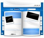 Het ontwerp van de website