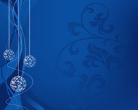 Het ontwerp van de winter Royalty-vrije Stock Foto