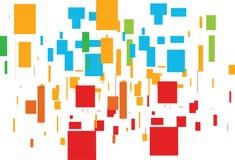 Het ontwerp van dozen vector illustratie