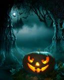 Het ontwerp van Halloween Stock Foto's