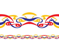 Het ontwerp van het behang Royalty-vrije Stock Foto's