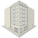 Het Ontwerp van het Blok van de flat Royalty-vrije Stock Afbeeldingen