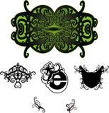 Het ontwerp van het element Stock Afbeeldingen