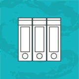 Het ontwerp van het gegevenscentrum Royalty-vrije Stock Foto's