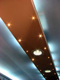 Het Ontwerp van het plafond Royalty-vrije Stock Foto