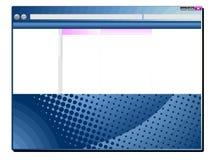 Het ontwerp van het venster Royalty-vrije Stock Afbeeldingen