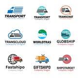 Het Ontwerp van het vervoersvoertuig Stock Afbeeldingen