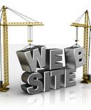Het ontwerp van het Web Royalty-vrije Stock Afbeeldingen