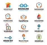 Het Ontwerp van huisvestingsreal estate Royalty-vrije Stock Foto