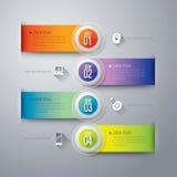 Het ontwerp van Infographics Royalty-vrije Stock Foto's