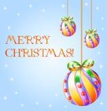 Het ontwerp van Kerstmis Royalty-vrije Stock Afbeelding