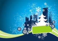 Het ontwerp van Kerstmis Stock Afbeeldingen