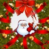Het ontwerp van Kerstmis Stock Foto