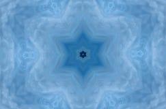 Het Ontwerp van Mandala royalty-vrije illustratie
