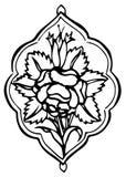 Het Ontwerp van Paisley Royalty-vrije Stock Foto's