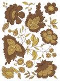 Het ontwerp van Paisley Royalty-vrije Stock Afbeelding